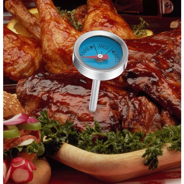 Grilltermometer - termometer - 4 pack